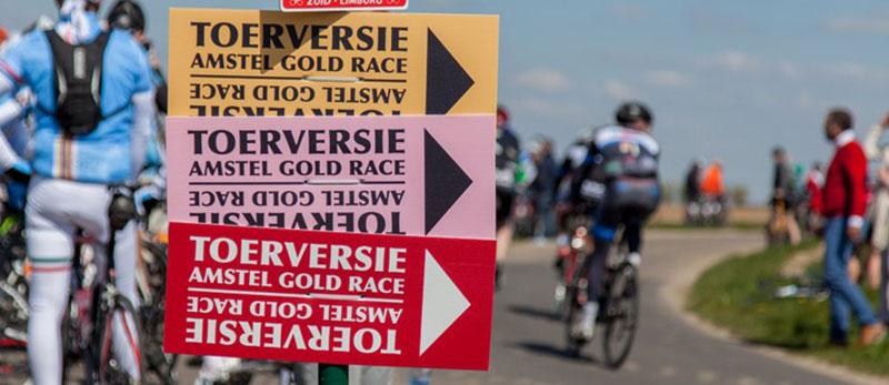 Bos Recycling neemt deel aan Amstel Gold Race