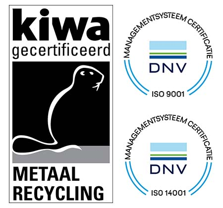 ISO 9001 - 14001 - MRF